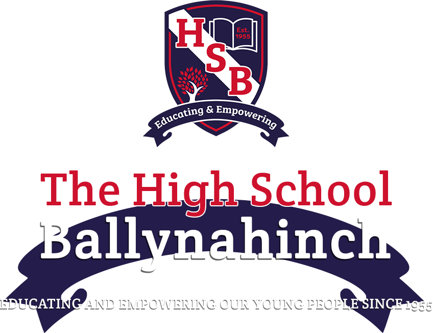 High School Ballynahinch Logo